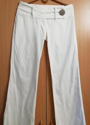 Белые штаны redkiss, размер 30