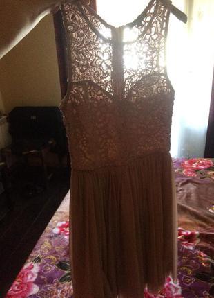 Tally weijl вечернее платье
