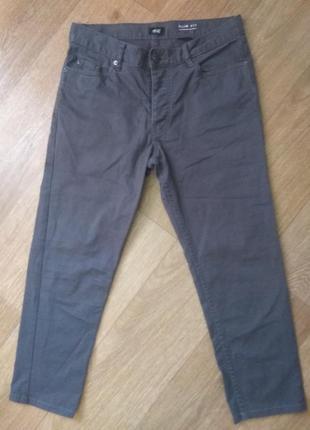 Укороченные брюки м-л