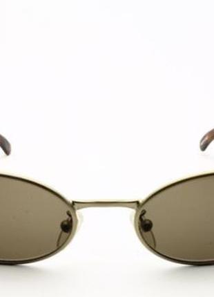 Солнцезащитные ретро-очки vintage calvin klein