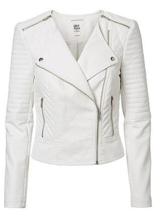 Плотная куртка косуха vero moda