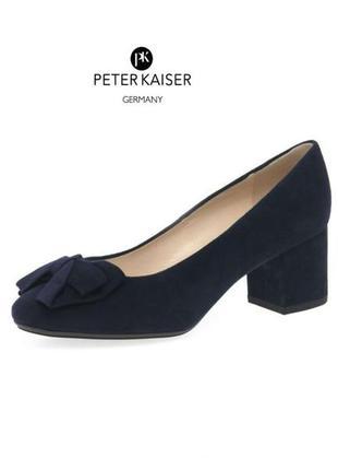 3295 туфли peter kaiser /36 -37 новые 160$