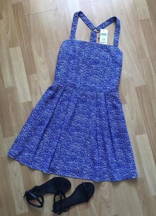 Доступно - актуальное платье *next* 14 р.
