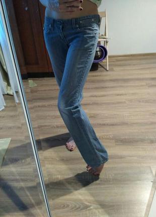 Летние джинсы брюки хлопок лето джинси