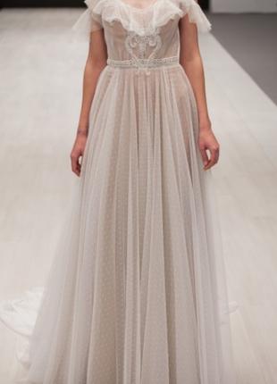 Свадебное/вечернее платье rara avis - romi