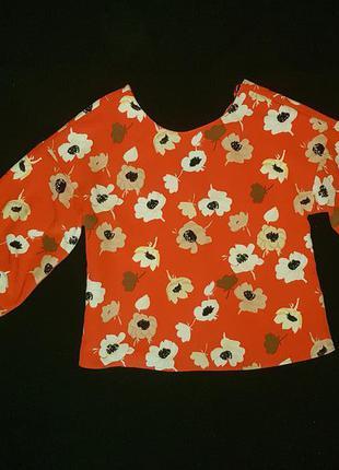 Стильная блуза от zara basic