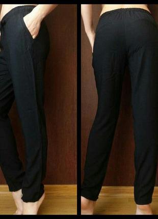 Женские летние штаны из софта батал 50. 52,54,56,58 рр