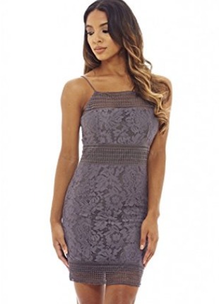 Красивое кружевное платье ax paris