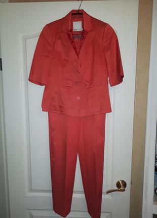 Брючный костюм 3ка bgn