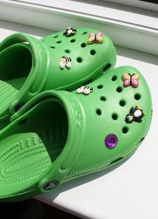 Сабо кроксы crocs 33-34 размер (оригинал)