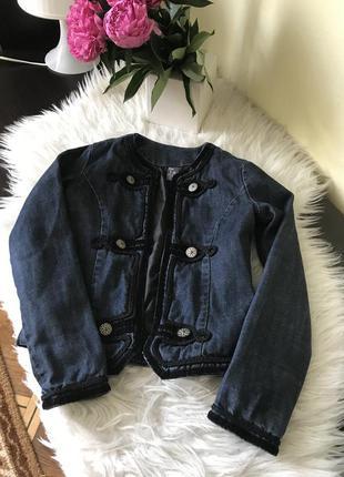 Крутий піджак zara для маленької модниці