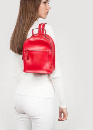 Шкіряний рюкзак estro