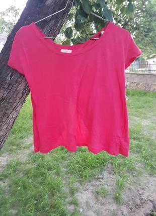 Лёгкая блуза с открытой спинкой