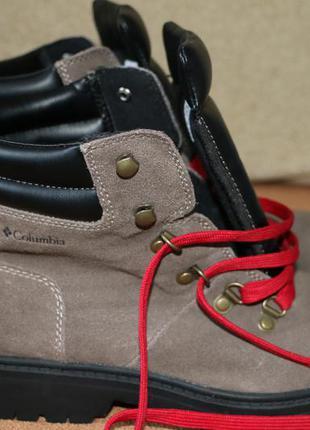 Ботинки columbia 39р (25см)новые