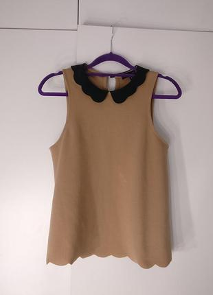 Блуза с воротничком