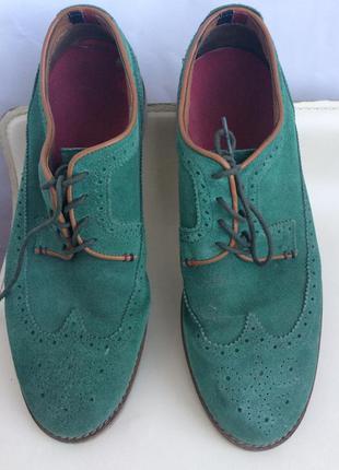 Чоловічі замшеві туфлі