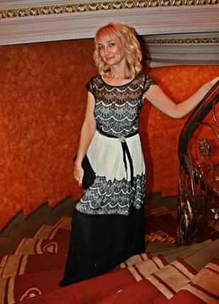 Новогодее вечернее платье