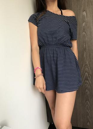 Туника или очень короткое платье)
