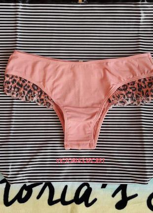 Трусики victoria's secret pink