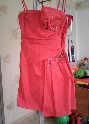 Очень классное платье,подходит для выпускного вечера