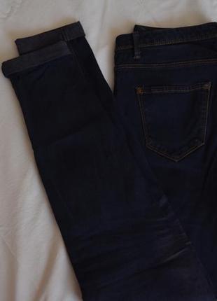 Темно сині джинси (skinny)