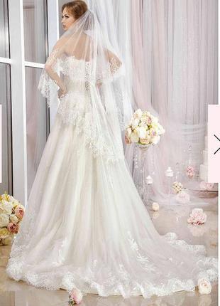 Свадебное платье от natali styran