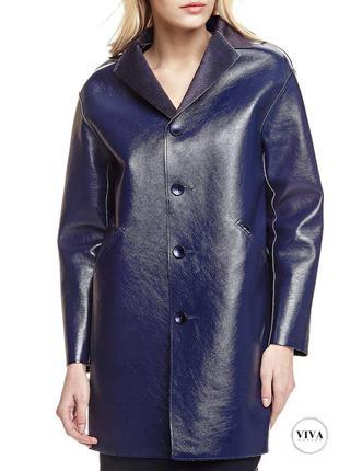 Стильное двустороннее пальто guess