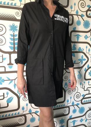 Рубашка/платье olko