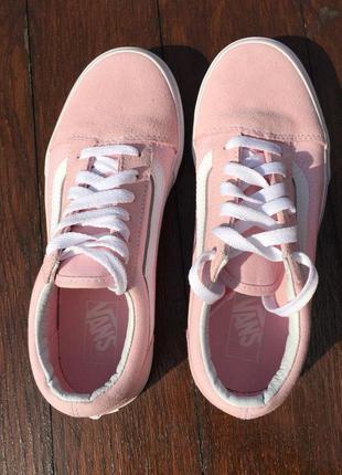 Детская и подростковая обувь vans новые кеды оригинал 33 р