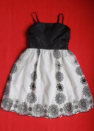 Платье george для девочки 6-7 лет1