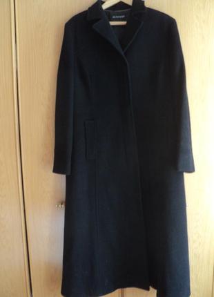 Пальто шерсть , кашемир размер 52