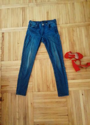 Удобные джинсы h&m