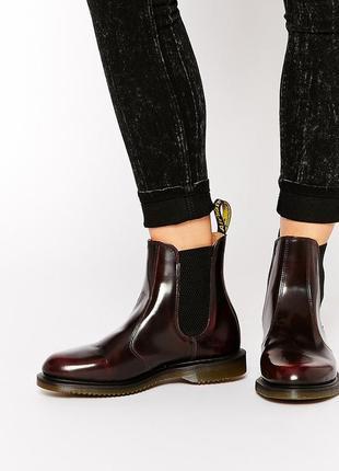 Новые челси ботинки dr. martens