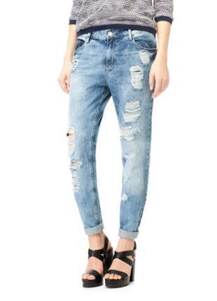 Стрейчевые повседневные брюки,джинсы xs-s
