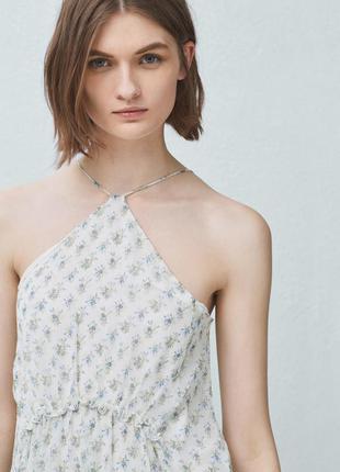 Літнє платтячко mango. зниження цін на нові плаття.