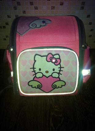 Ранец портфель рюкзак школьный kite