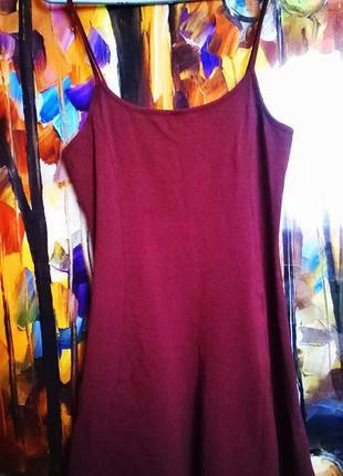 Літнє міні плаття від new look