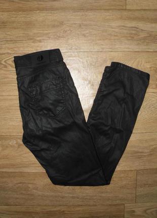 Штаны с пропиткой от дорогого бренда karl lagerfeld made in italy