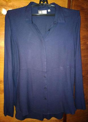 Классная рубашка blue motion