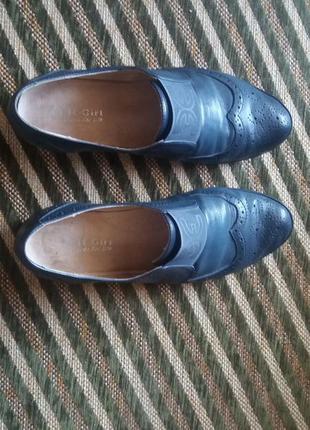 Комфортные и стильные  серые туфли от it-girl