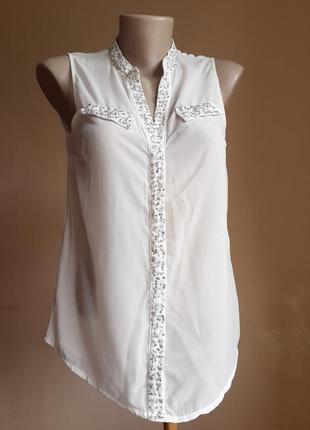 Распродажа блуза декор vila дания