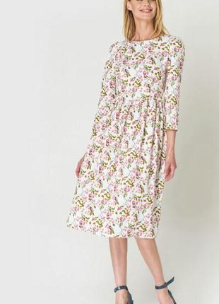 Платье миди!