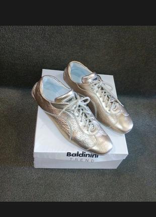 Кроссовки baldinini оригинал брендовые мокасины туфли