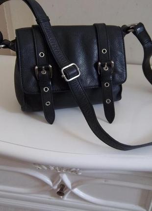 Брендовая кожаная сумка picard