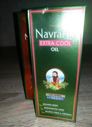 Аюрведическое массажное масло himani havratha 100 ml