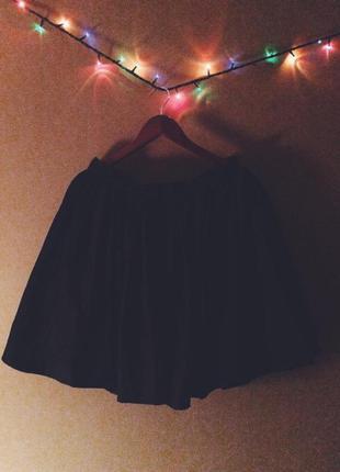 Стильная юбка h&m