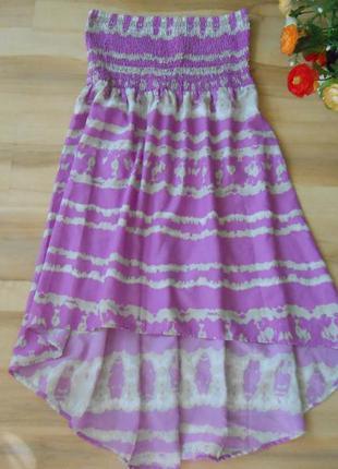 12-14 m   юбка-сарафан