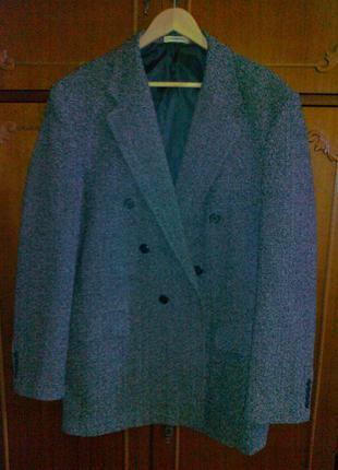 Пиджак, серый