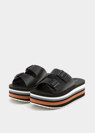 Обувь pull and bear