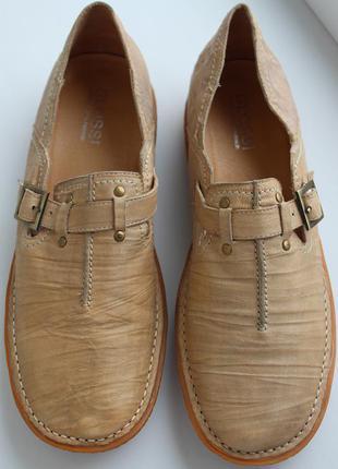 Женские туфельки - мокасины 39 размер